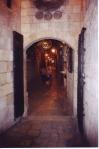 Beit Sissi Entrance