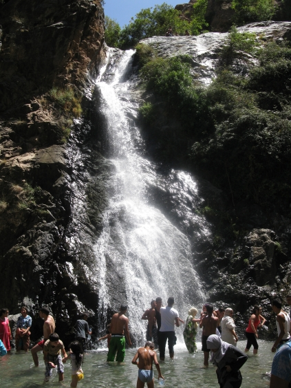 Ourika Valley Waterfalls