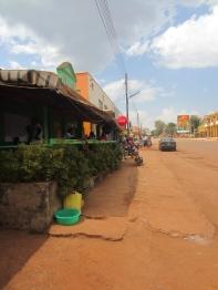 Main street, Masindi